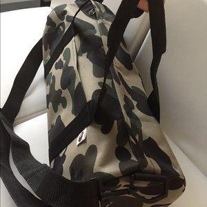 5bda84f77b01 Bape Bags - A Bathing Ape Camouflage Duffel Gym Bag